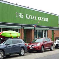 Bike or Kayak